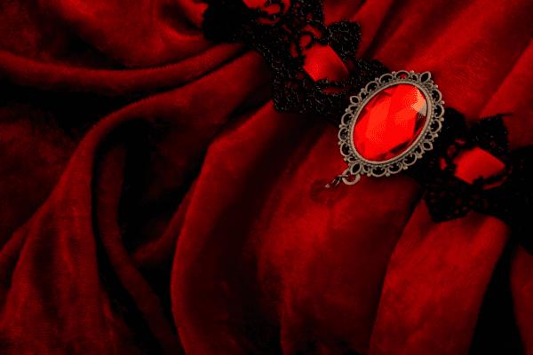 Blessed Heart of a Vampire Spirit Stone