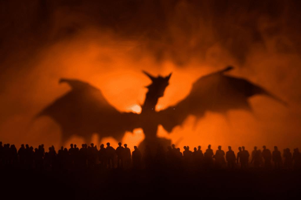 Adopt a Dragon Spirit
