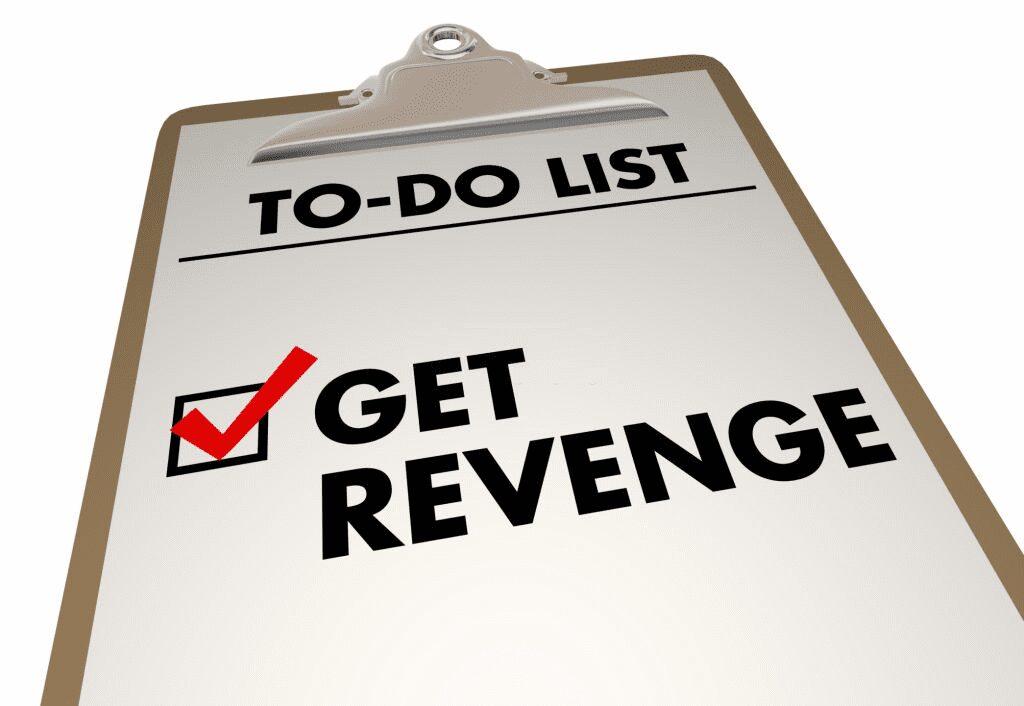 Get Revenge on Someone Spell