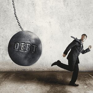 Get Out of Debt Spell from Strong Genie