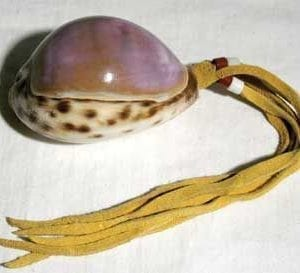 Magical Cowrie Shell Rattle