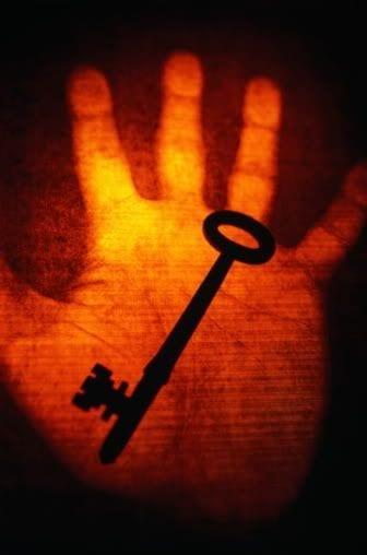 Mystical Key Holding an Ancient Genie - Own a Genie