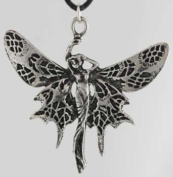 Beautiful Pleasure Fairy Amulet