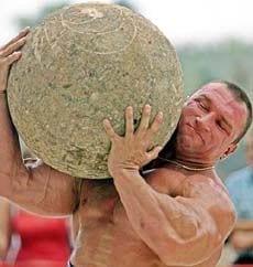 Super Strength Ability Spell