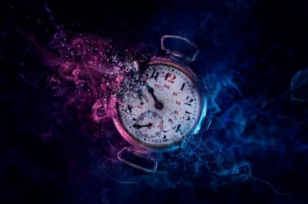Ability to Time Travel Spell from Ancient Genie