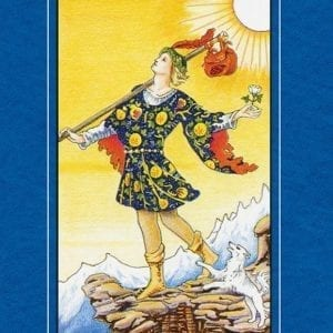Universal Waite Tarot by Smith and Hanson-Roberts