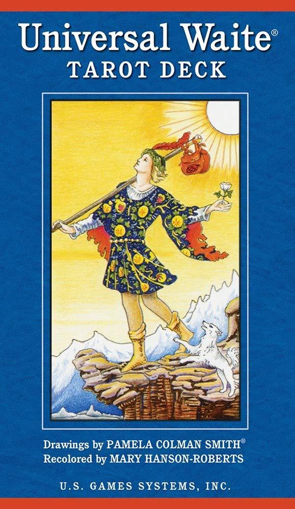 Universal Waite Tarot by Smith and Hanson-Roberts