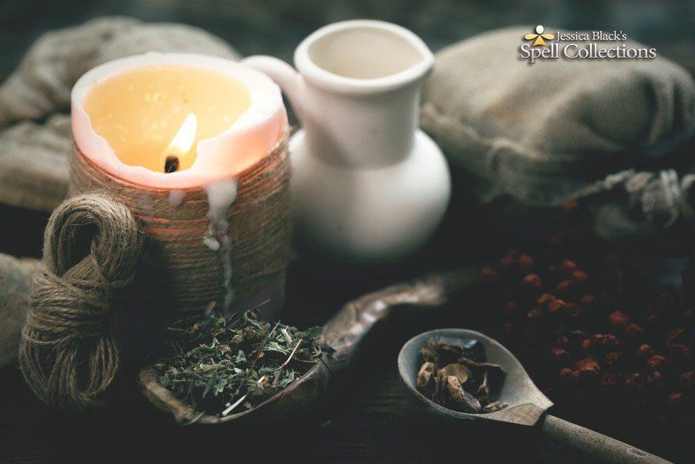 spells for healing